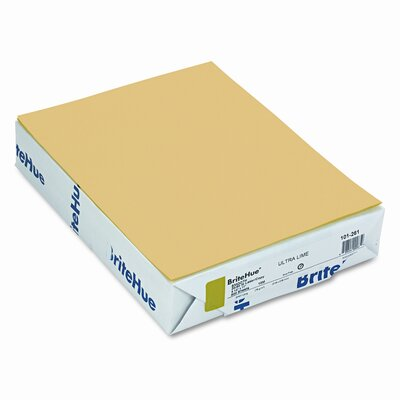 Mohawk Fine Papers Britehue Multipurpose Colored Paper, 20Lb, 500 Sheets/Ream