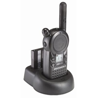 Motorola CLS1110 One-Watt, One-Channel UHF Business Two-Way Radio