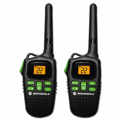 Motorola Talkabout GMRS 2-Way Radio (Set of 2)