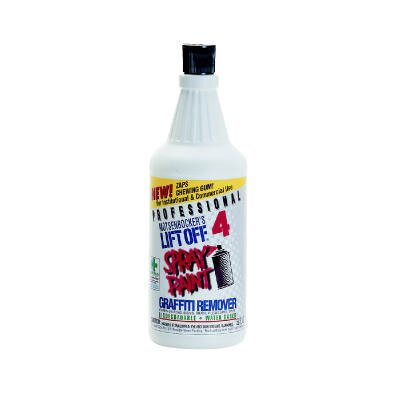 MOTSENBOCKERS LIFT-OFF 4 Spray Paint Graffiti Remover