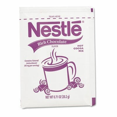 Nestle' USA Instant Hot Cocoa Mix, 50/Box
