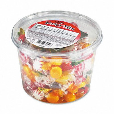 Office Snax Fancy Assorted Hard Candy Tub