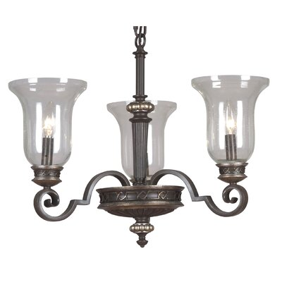 Craftmade Mia 3 Light  Chandelier
