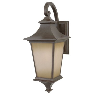 Craftmade Argent Small Outdoor Wall Lantern