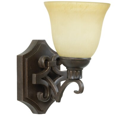 Craftmade Florence 1 Light Wall Sconce