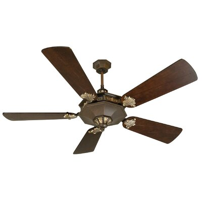 "Craftmade 54"" Beaumont 5 Blade Ceiling Fan with Remote"