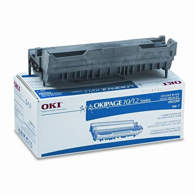 OKI 40433305 Drum Unit, Black