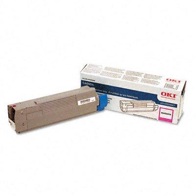 OKI Toner Cartridge, 4000 Page-Yield