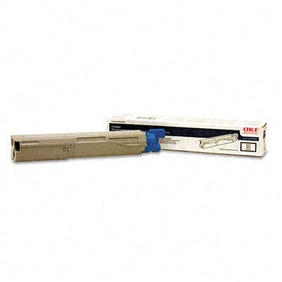 OKI Toner Cartridge, 1500 Page-Yield