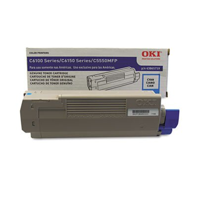 OKI High-Yield Toner, 8000 Page-Yield