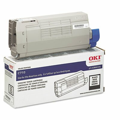 OKI Toner Cartridge, 11500 Page-Yield
