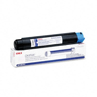 OKI Toner Cartridge, 2500 Page-Yield