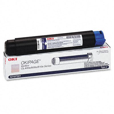 OKI Toner Cartridge, 2000 Page-Yield