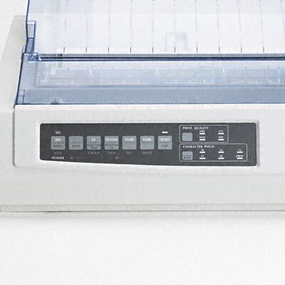 OKI Microline 321 Turbo Dot Matrix Impact Printer