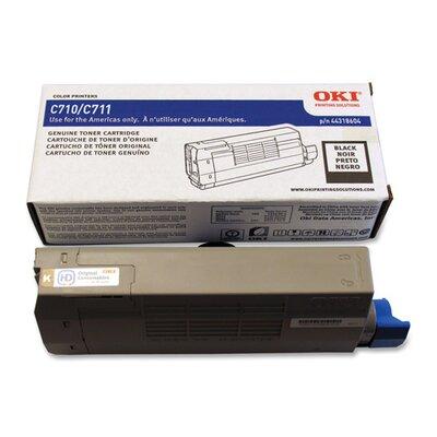 OKI Toner Cartridge, 11,000 Page-Yield