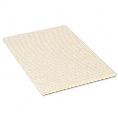 Pacon Corporation Manila Tag Chart Paper, 100 Sheets/Pad