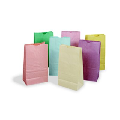 Pacon Corporation Pastel Rainbow Bags