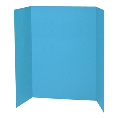 Pacon Corporation Sky Blue Presentation Brd 48x36