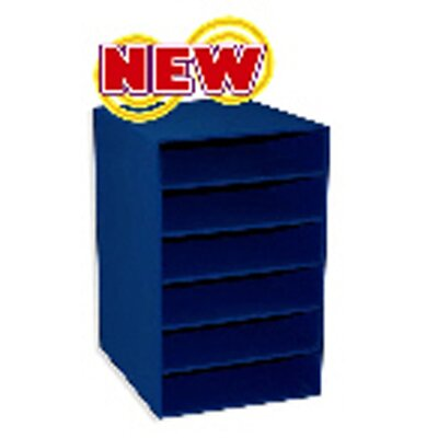 Pacon Corporation 6 Shelf Organizer