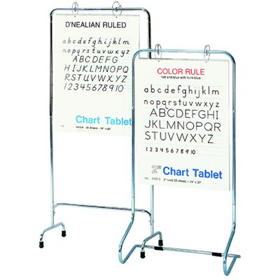 Pacon Corporation Chart Stand Non-adjustable