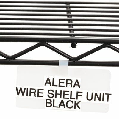 Panter Wire Rack Shelf Tag, 10/Pack