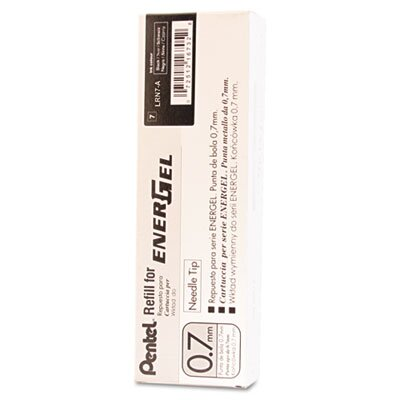 Pentel of America, Ltd. Refill for Energel Retractable and Deluxe Liquid Gel, Medium