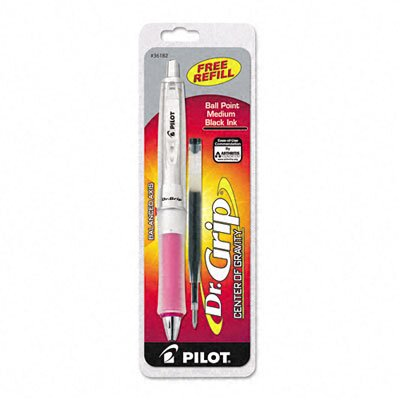 Pilot Pen Corporation of America Dr. Grip Center Of Gravity Ballpoint Retractable Pen