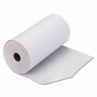 PM Company Teleprinter Paper Roll