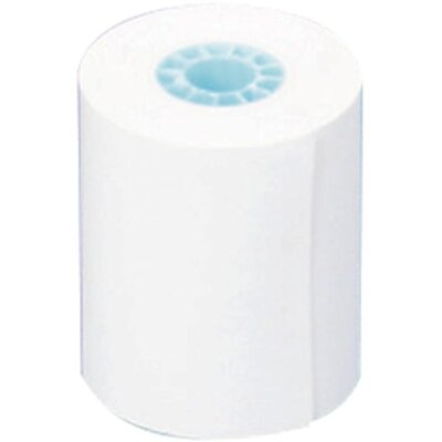 "PM Company POS/Cash Register Rolls,2-Ply,Crbnlss,2-3/4""x90',48/CT,WE/CY"