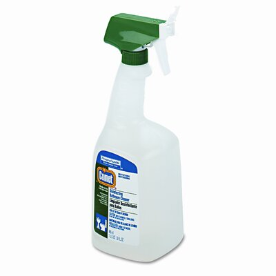 Procter & Gamble Commercial Comet Pro Line Disinfectant Bathroom Cleaner, 32oz. Spray Bottle