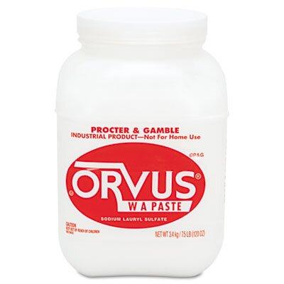 Procter & Gamble Commercial Orvus W A Paste, 4/Carton