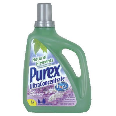 Purex Natural Elements HE Liquid Detergent in Lavender