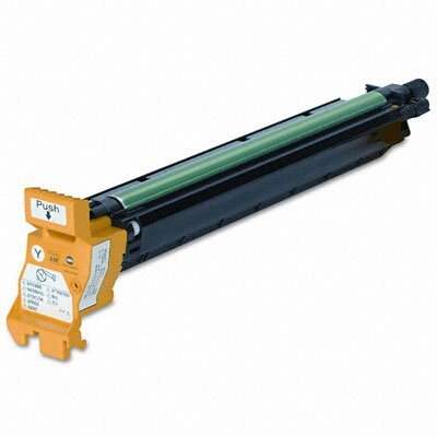 Konica Minolta 4062311 Drum Unit, Yellow