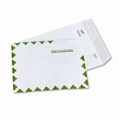 Quality Park Products Survivor Leather Tyvek Mailer, 100/Box