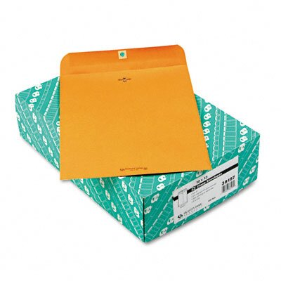 Quality Park Products Clasp Envelope, Recycled, 10 X 13, 100/Box