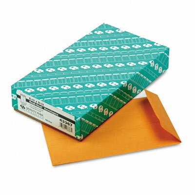 Quality Park Products Redi-Seal Catalog Envelope, 6 1/2 X 9 1/2, 100/Box