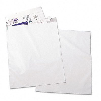Quality Park Products Redi-Strip Poly Mailer, 50/Pack