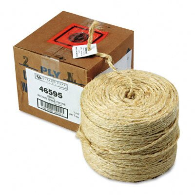 Quality Park Products Sisal Two-Ply Twine
