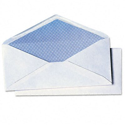 Quality Park Products Security Business Envelope, 40/Box