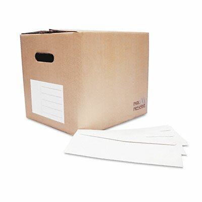 Quality Park Products Redi-Strip Security Tinted Envelope, 1000/Carton