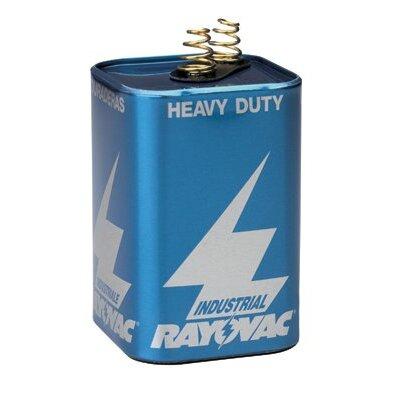 Rayovac® Rayovac - Lantern Batteries 42150 6V Spring Terminalbatt Indust Lant: 620-6V-Hd - 42150 6v spring terminalbatt indust lant