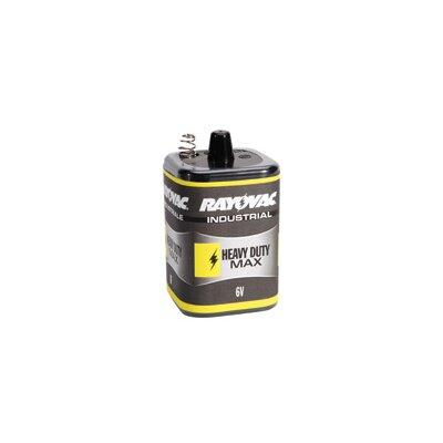 Rayovac® Duty 6V Lantern Battery - Spring Terminal 12Ea/Ca