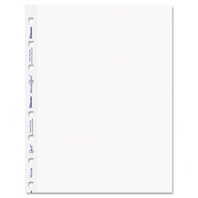 Rediform Office Products Blueline Miraclebind Notebook Plain Paper Refill