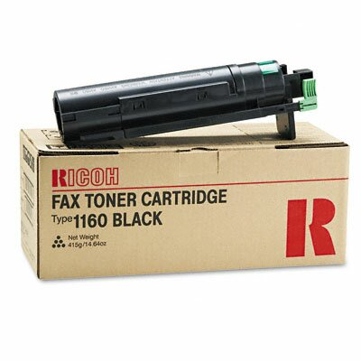 Ricoh® 430347 Toner Cartridge, Black