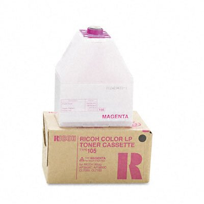Ricoh® 885374 Toner Cartridge, Magenta