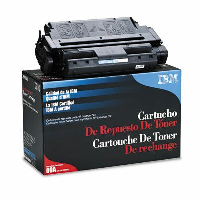 Ricoh® 75P5156 (C3909A) Toner Cartridge, Black