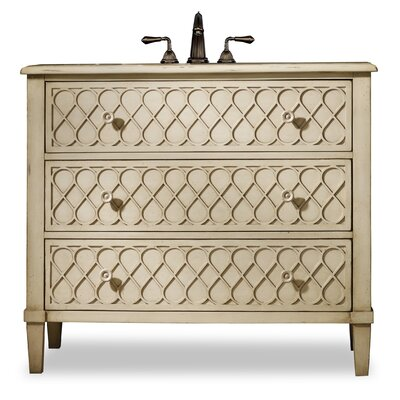"Cole + Company Designer Mallory 40"" Sink Chest Vanity Set"