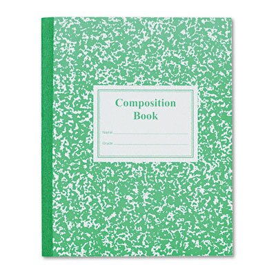 Roaring Spring Paper Products Grade School Ruled Composition Book, 9-3/4 X 7-3/4