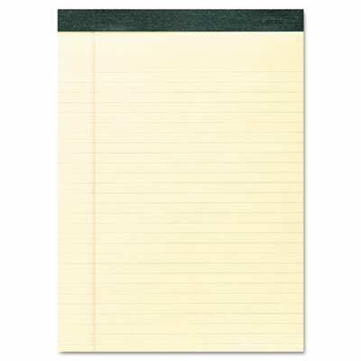 Roaring Spring Paper Products Recycled Legal Pad, Letter, 40 Sheets