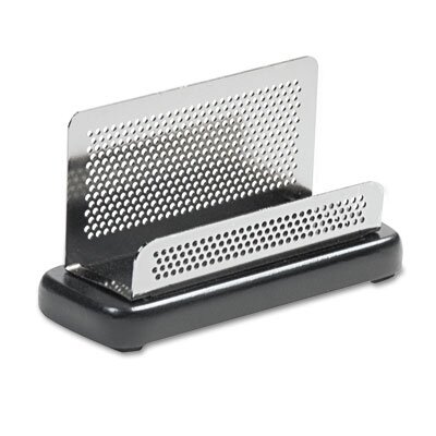 Rolodex Corporation Distinctions Business Card Holder